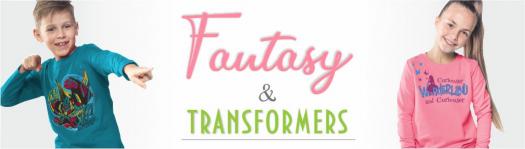 Коллекция Fantasy&Transformers