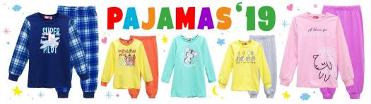 Пижамы осень 2019